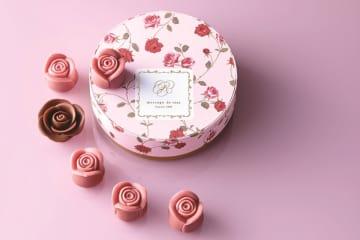 ピンク色がめちゃかわ! タカシマヤのバレンタイン「ルビーチョコ」3選