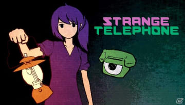 """開発者が仕込んだ""""隠されたストーリー""""とは―PC版「Strange Telephone」が配信開始!"""