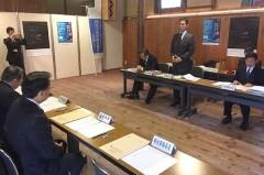 岡山と香川の災害時相互支援確認