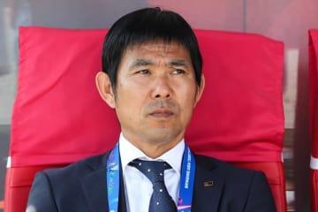 日本代表の指揮官を務める森保監督、アジア王座奪還なるか photo/Getty Images