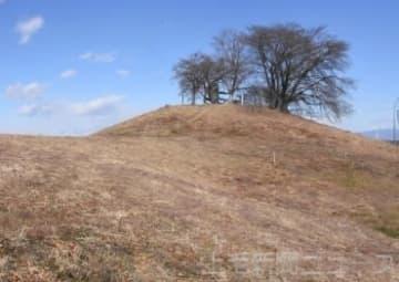大規模調査が行われる白石稲荷山古墳