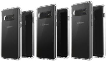Galaxy S10シリーズの画像が流出、3モデル、トリプルカメラ、穴開きディスプレイなど