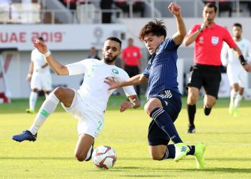 サッカーアジア杯 日本が8強入り