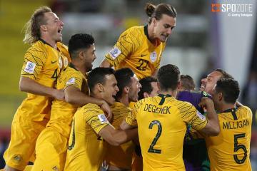 オーストラリアがPK戦の末勝利