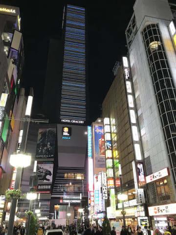 歌舞伎町がキレイになったと思いきや