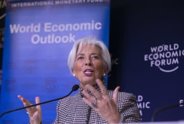 IMF、世界経済成長予想を下方修正