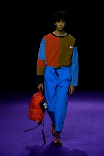 KENZOが秋冬コレクション発表 パリ·メンズ