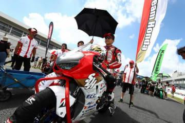 全日本ロード:イギリス選手権に山口辰也がスポット参戦。「若いライダーも参戦できる流れをつくる」