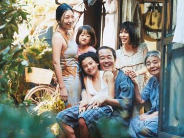 映画「万引き家族」より((C)2018 フジテレビジョン ギャガ AOI Pro.)