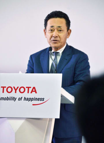 Toyota forecasts car sales in Thailand to rise 4.7% to 333,000 units