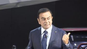 ルノー ゴーン被告を解任へ 24日に取締役会