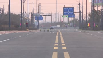 自動運転と路車間協調に対応したスマート道路が運用開始 江蘇省塩城市