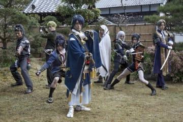 (C) 2019「映画刀剣乱舞」製作委員会 (C) 2015-2019 DMM GAMES / Nitroplus