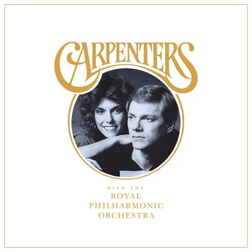 カーペンターズ『カーペンターズ・ウィズ・ロイヤル・フィルハーモニー管弦楽団』