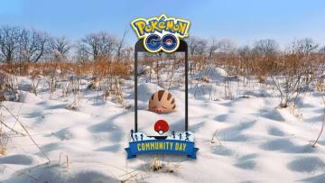 『ポケモン GO』2月コミュニティ・ディでは「ウリムー」が大量発生!進化系である「マンムー」もゲーム内に初登場