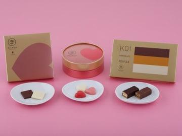 北海道が誇る「白い恋人」のチョコをベースにしたバレンタインコレクションで勝負をかけろ