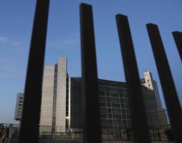カルロス・ゴーン被告が拘留されている東京拘置所=11日、東京・小菅