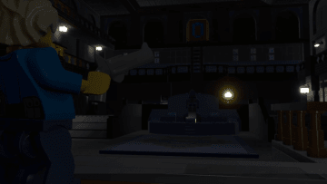 『LEGO ワールド』で『バイオハザード2』を完全再現―もう1つの『RE:2』
