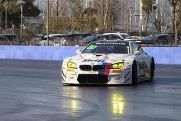 BMW ファミーリエ 2019 BMW M6 GT3 同乗走行