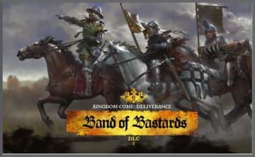 本格中世RPG『Kingdom Come』最新DLC「Band of Bastards」配信日決定!ティーザー映像も