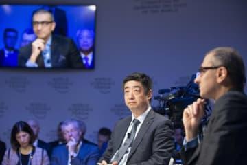 ダボス会議開幕、中国人登壇者の顔ぶれ