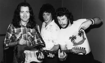 アレックス・ハーヴェイ・バンド、ロリー・ギャラガーなどで活躍したドラマー、テッド・マケナが逝去