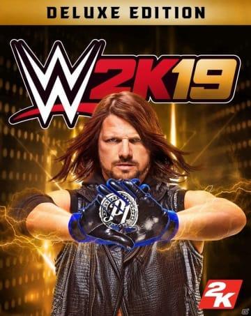 「WWE 2K19」最後のダウンロードコンテンツとなる「Rising Stars Pack」が配信開始!