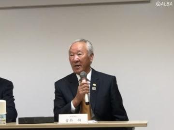 今なお影響力を誇るAON、青木功が語る中嶋常幸(撮影:ALBA)