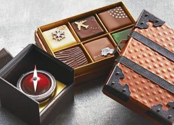 平成最後のバレンタインデー!ホテルメイドのチョコで贅沢なひとときを
