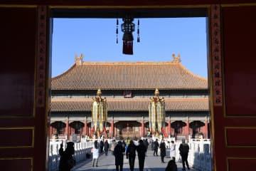 故宮、「万寿灯」と「天灯」を復元 宮廷の年越し風景を再現