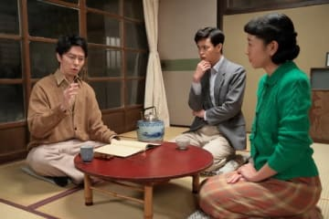 NHK連続テレビ小説「まんぷく」第95回の一場面(C)NHK