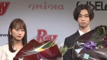 千葉雄大&川栄李奈「ヘア・オブ・ザ・イヤー」受賞! 挑戦したいヘアスタイルは?