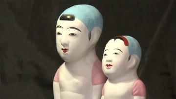 何とも言えぬ魅力「ごん太」がブーム 津屋崎人形 ハマる人続出