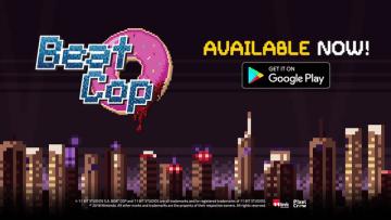 80年代警察ドラマADV『Beat Cop』Android向けに配信開始!