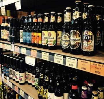 韓国のビール会社、新製品に「日本式発音」使用し批判浴びる
