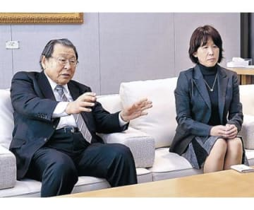 社会福祉法人を統合 若葉グループ・岡田会長語る