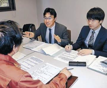 経営相談、最多2665件 県よろず支援拠点 今年度 8割が売り上げ拡大関連