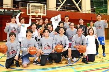 聴覚障害バスケ、福岡で奮闘中 エンペラーズ「王国の一翼担う」