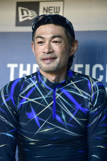 Baseball: Ichiro Suzuki to sign minor league contract with Mariners