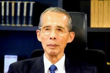 日本の「知のインフラ」をつくり続けてきた情報工学者、長尾真氏。