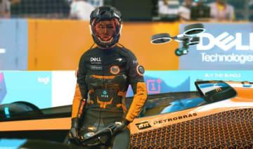 """【動画】マクラーレンの2050年F1コンセプトカーと""""未来のグランプリ""""プロジェクトの裏側"""