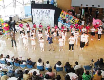 「第14回地域ふれあいフォーラムTAMA」ご当地アイドルや佐久間彩加さんらの出演も