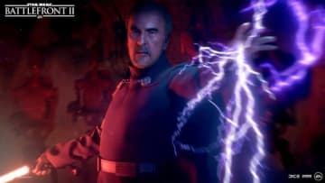 『STAR WARS バトルフロントII』光から闇へ転じた「ドゥークー伯爵」正式参戦!