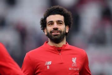 シーズン前にはレアルへの移籍が噂されていたサラー photo/Getty Images