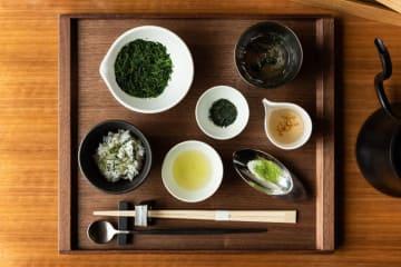 至極の玉露を飲・食・甘味として三度味わう食体験 INTERSECT BY LEXUS – TOKYO「玉露のフルコース」を2月1日(金)より提供開始