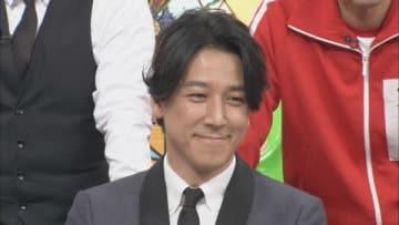 24日放送の「ダウンタウンDX」に出演する狂言師の和泉元彌さん