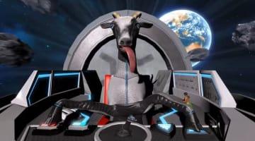 ヤギが暴れて大メェ惑!『Goat Simulator』スイッチ版が海外配信―カオスなDLCも全収録