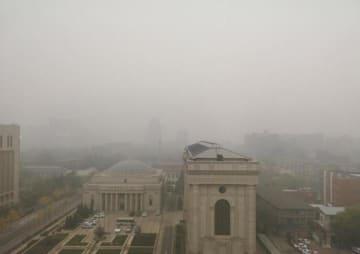 重度の大気汚染、予報の的中率がほぼ100%に―中国
