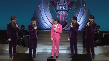 芝居に歌「純烈」4人で再出発 前川清さん舞台初日