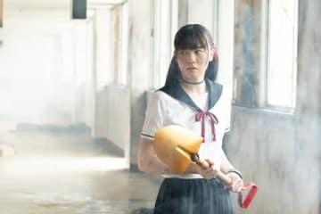 映画「がっこうぐらし!」の場面写真 (C)2019映画『がっこうぐらし!』製作委員会